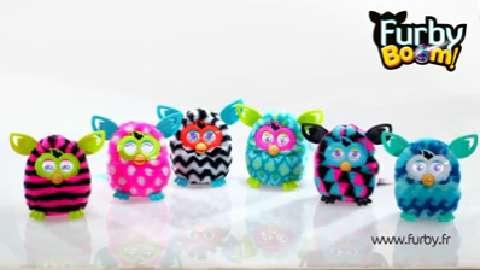 Furby Boom Demo