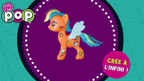 Démo - My Little Pony POP