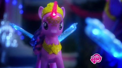 PUB TV PRINCESSE TWILIGHT ELEC