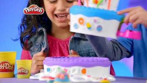 Play-Doh Mega-Patissier et Gob-Fou