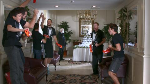 Dude Perfect Party Crasher (version anglaise)