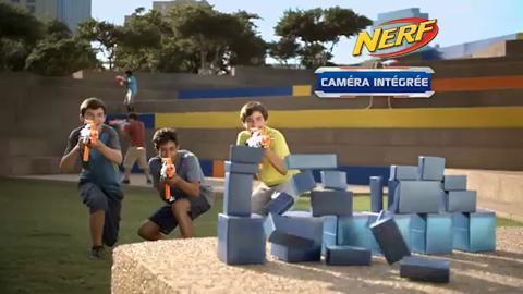 NerfCam XD
