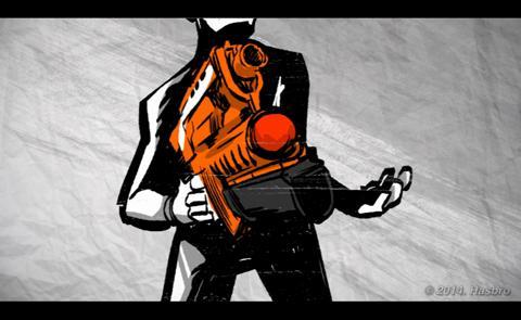Nerf Playbook Demolisher en solo