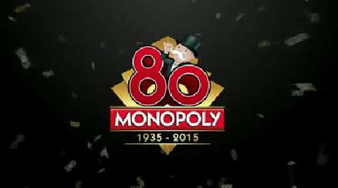 Monopoly 80th Anniversary French Adaptation