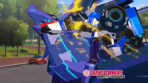 SERIETV TRANFORMERS ROBOTS IN DISGUISE