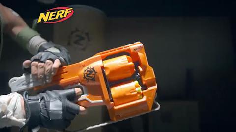 Nerf Zombie Flipfury
