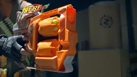 Nerf Zombie Flipfurry
