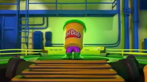 PUB TV PlayDoh Hulk