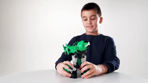 Transformers: Robots In Disguise : toute la gamme Transformers RID