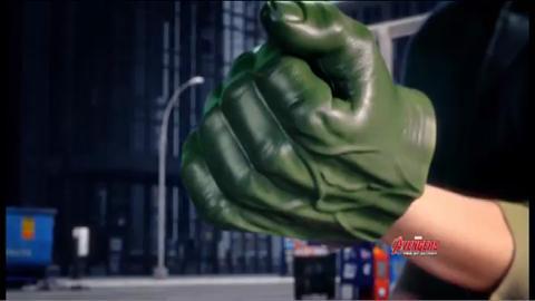 Pub TV Jouets Avengers