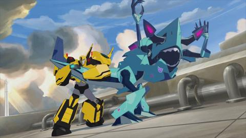 Transformers: Robots In Disguise : Bumblebee, le héros des Autobots