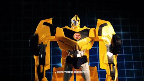 Transformers: Robots In Disguise: le nouveau Super Bumblebee électronique