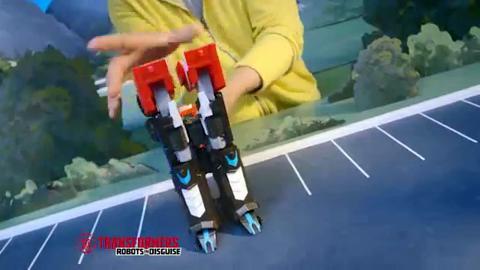 Transformers: Robots In Disguise : le nouveau MEGA Optimus Prime