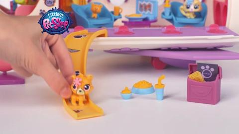 PUB TV - Avion Littlest Petshop