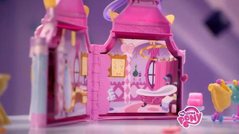 PUB TV My Little Pony Boutique Rarity