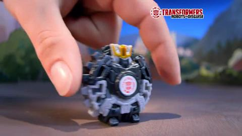 Transformers: Robots In Disguise: les Minicons Deployers