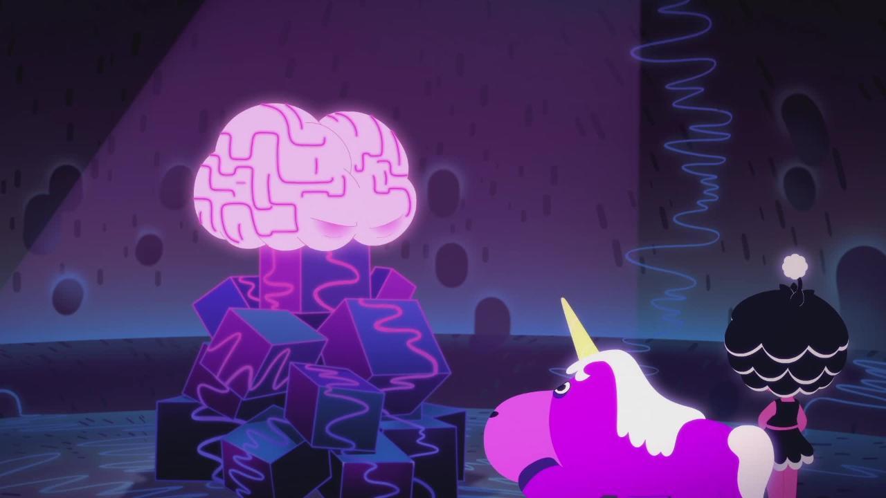 12er épisode - Cerveau dans une caverne