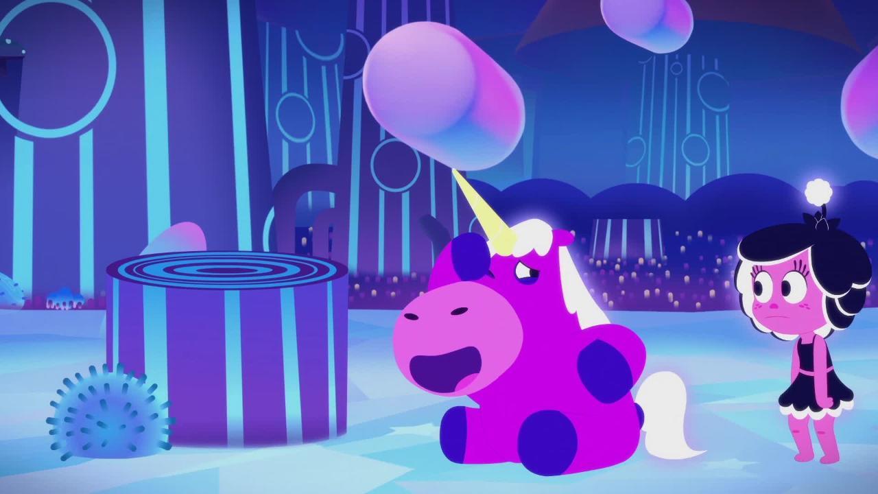 9er épisode - Dans les rêves de Sleepy Unicorn