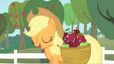 Movie Clip Meet Applejack Video