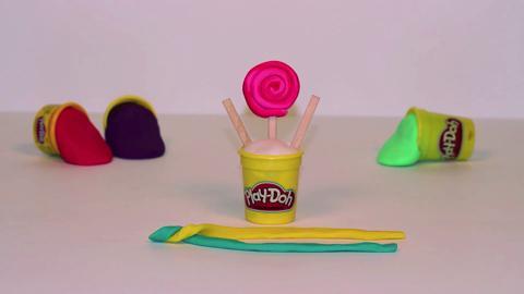 Stop Motion Lollipops