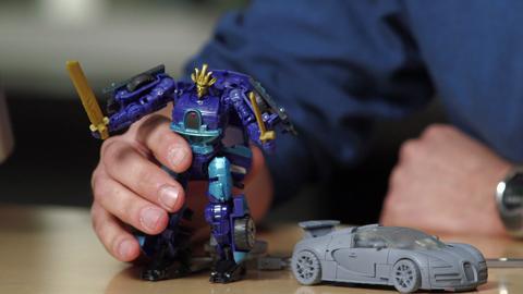 Drift - Transformers Designer Desk