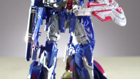 Optimus Prime - Transformers Designer Desk