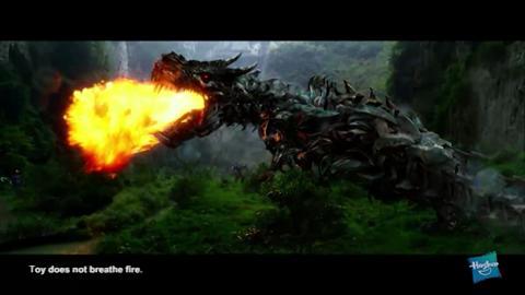 Transformers – Stomp & Chomp Grimlock