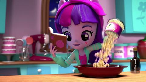 Equestria Girls Australia - Minis Episode 1