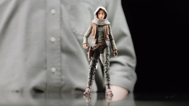 Star Wars - Rogue One Black Series Jyn Erso