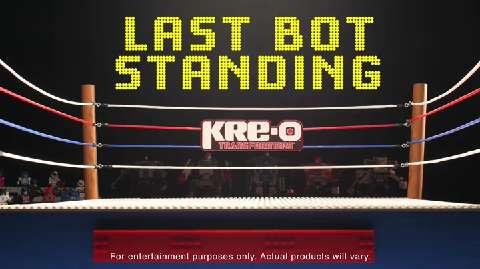 KRE-O Stop Motion: Last Bot Standing