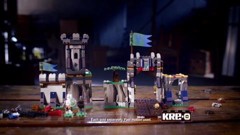 KRE-O DUNGEONS AND DRAGONS TV COMMERCIAL