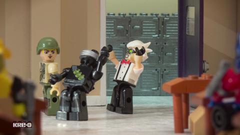 THINK LIKE A KREON - EPISODE 4 - DETENTION ESCAPE