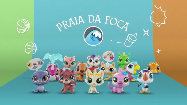 LITTLEST PET SHOP CHEGOU!