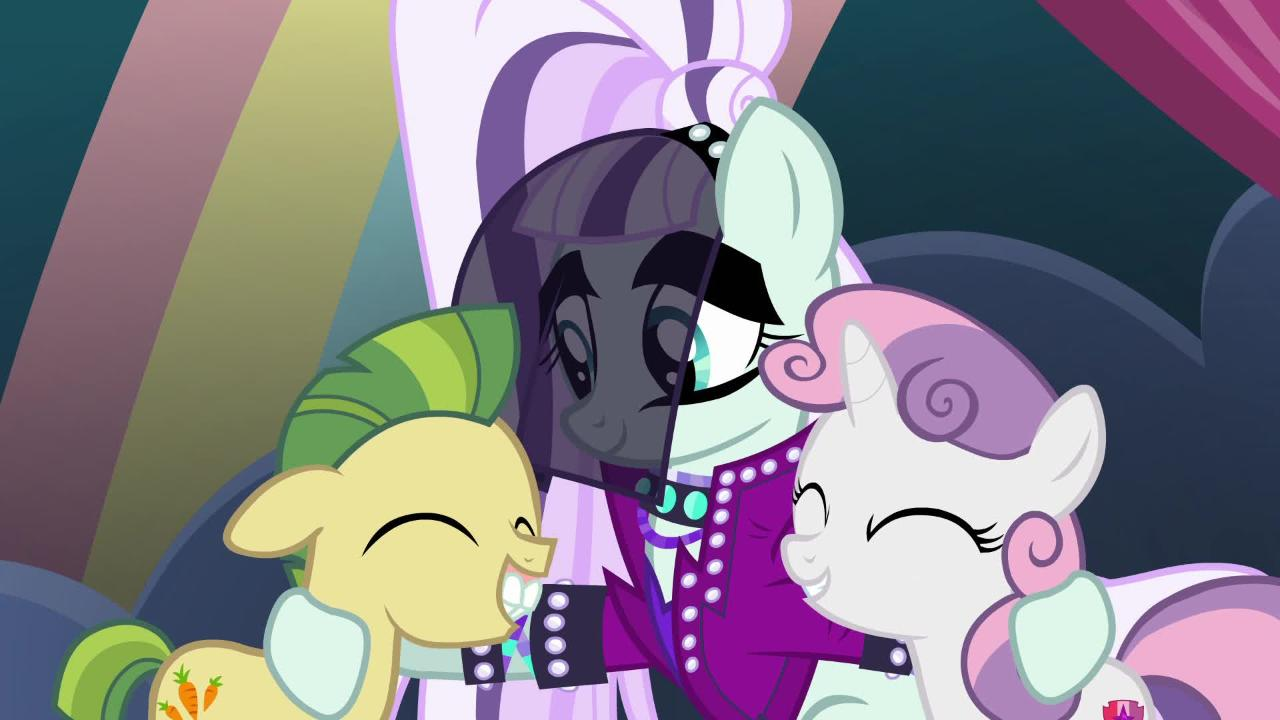 MLP: Friendship is Magic – 'The Magic Inside (I Am Just a Pony)' Official Music Video
