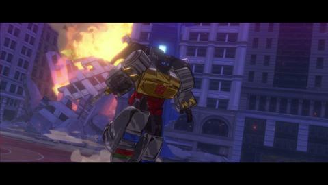 TRANSFORMERS : DEVASTATION scopri il nuovo videogioco