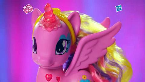 My Little Pony - CADENCE E CELESTIA