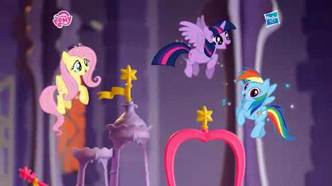 My Little Pony - CASTELLO DELL'ARCOBALENO