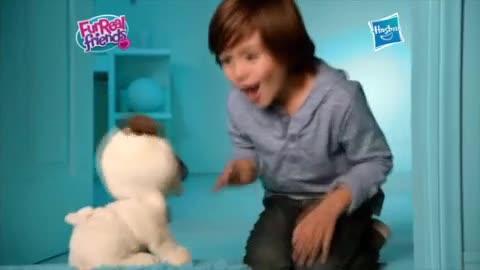 FurReal Friends JJ My Jumpin' Pug