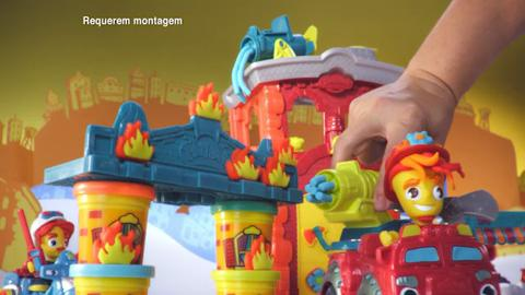 PLAY DOH TOWN