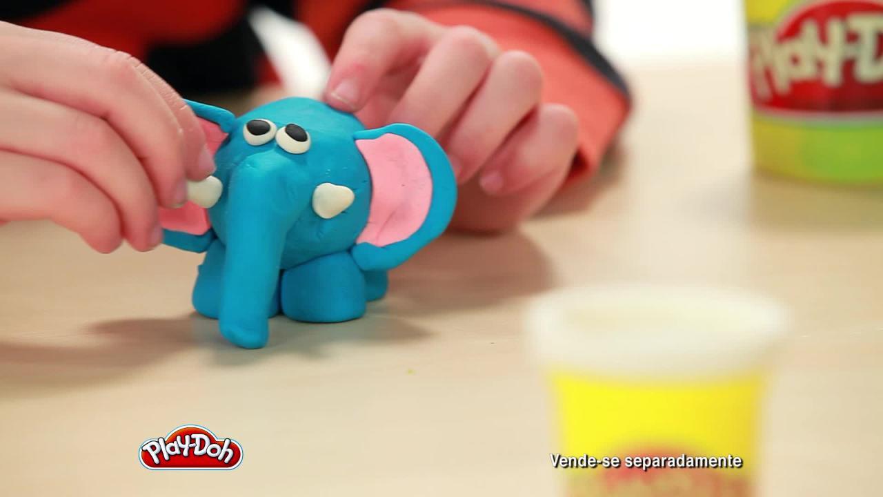 PlayDoh_Elephant