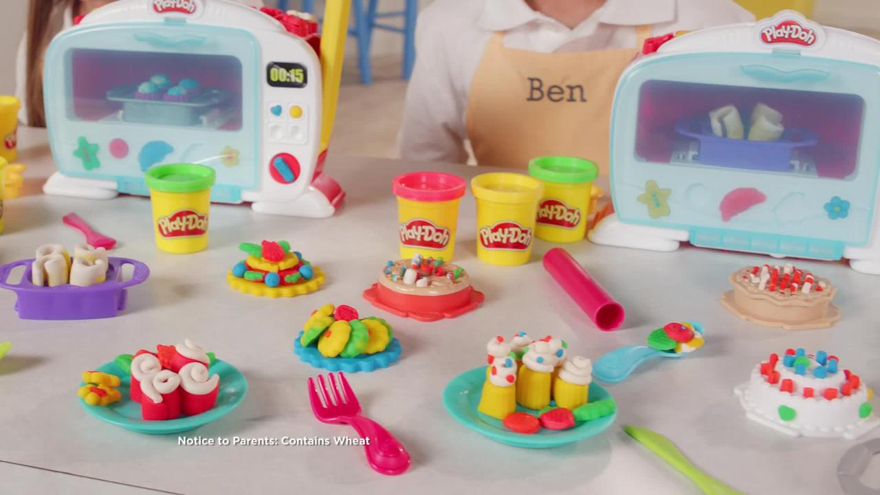 Play-Doh Magic Oven