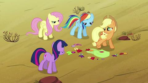 My Little Pony I Lessons In Friendship I Applejack's Dilemma