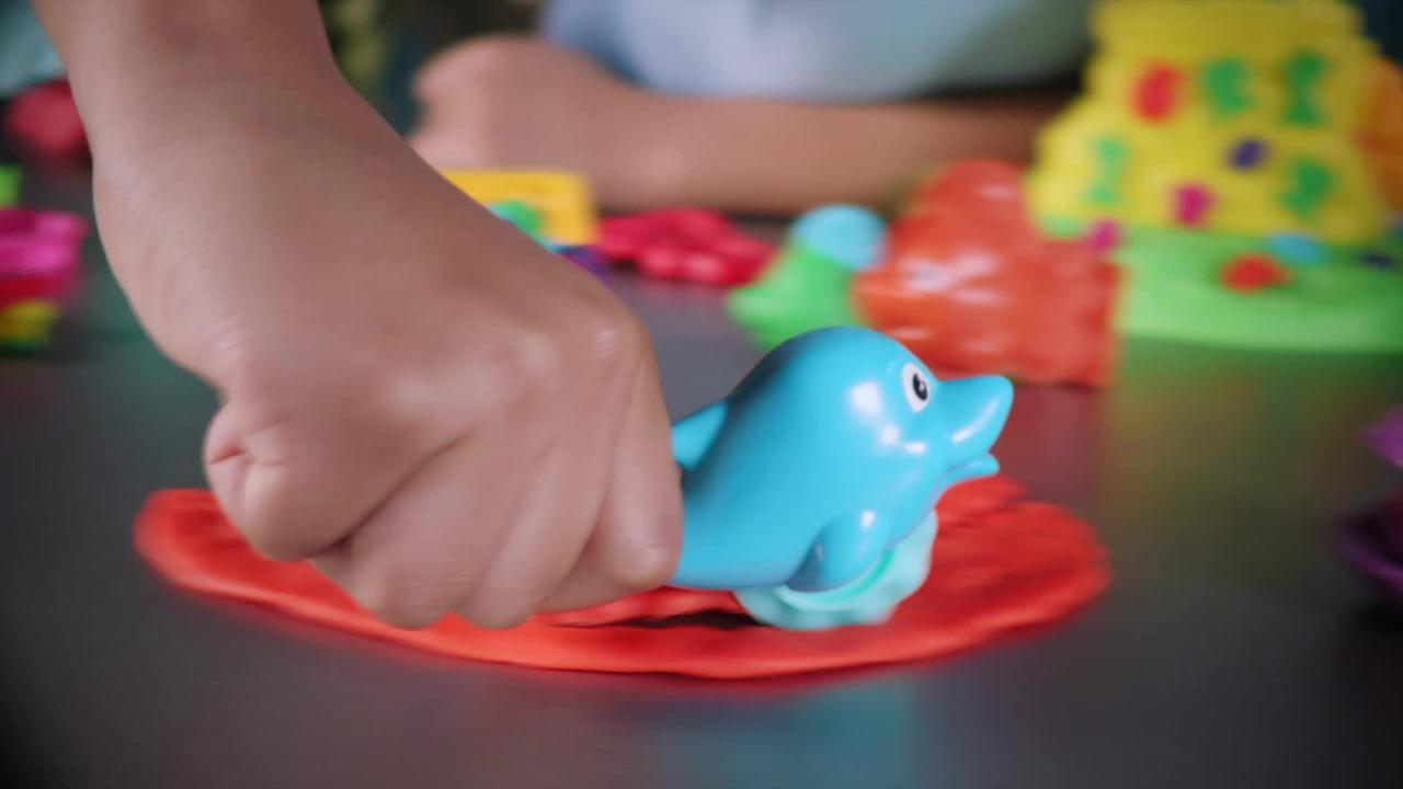 Play-Doh Core Cranky the Octopus