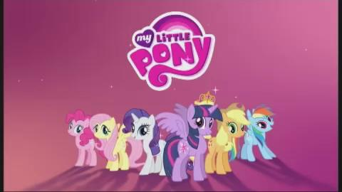 MLP CUTTIE MARK & FRIENDS