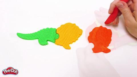 ΠΡΟΪΟΝΤΑ-Play-Doh Σετ Ζουγκλα