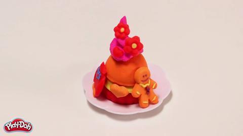 ΠΡΟΪΟΝΤΑ-Play-Doh Cupcakes Λουναπαρκ