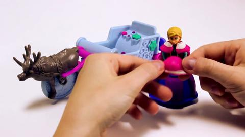 ΠΡΟΪΟΝΤΑ-Play-Doh Frozen Anna