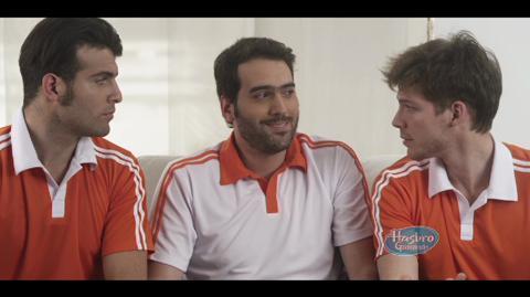Comercial de TV Campaña Date Permiso de Jugar / Fútbol