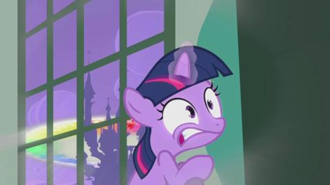 El Momento Cutie Mark de Twilight Sparkle