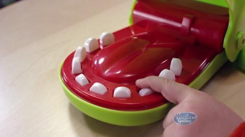 Comercial de TV Cocodrilo Dentista